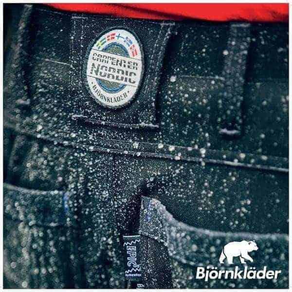 Ripptaskutega vööpüksid EPIC Carpenter Nordic 2