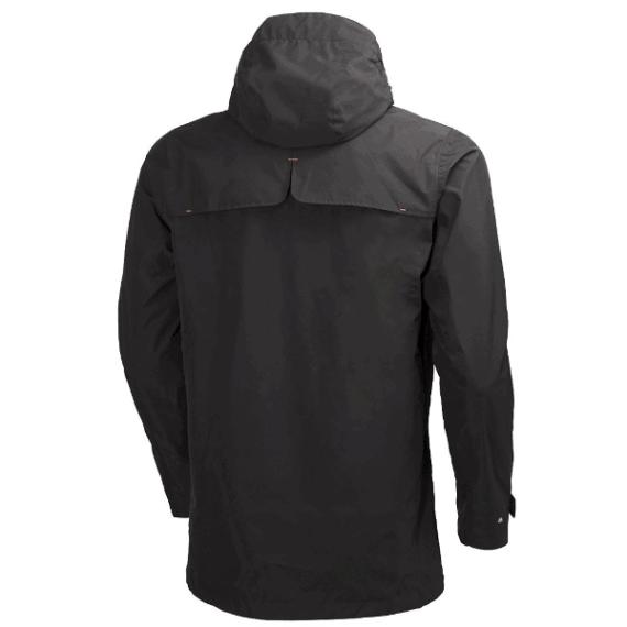 Helly Hansen LIEGE mantel, musta värvi 2