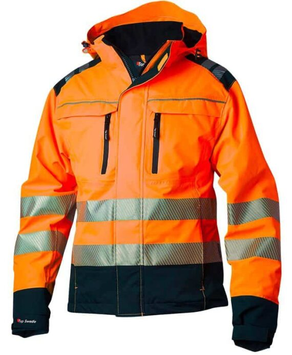Top Swede PINETOP HI-VIS jope 2
