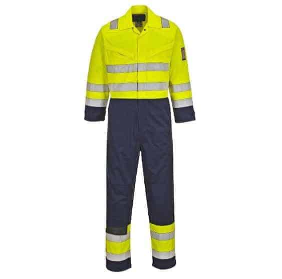 HI-VIS COVERALL Kombe 1