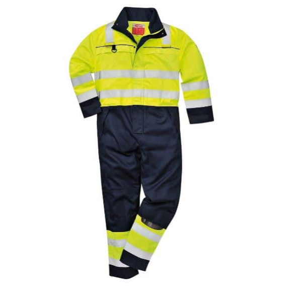 HI-VIS MULTI-NORM COVERALL Kombe 1