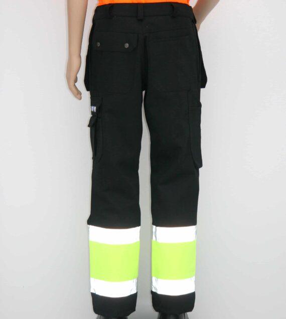 Sädemekindlad püksid Flamelle 3