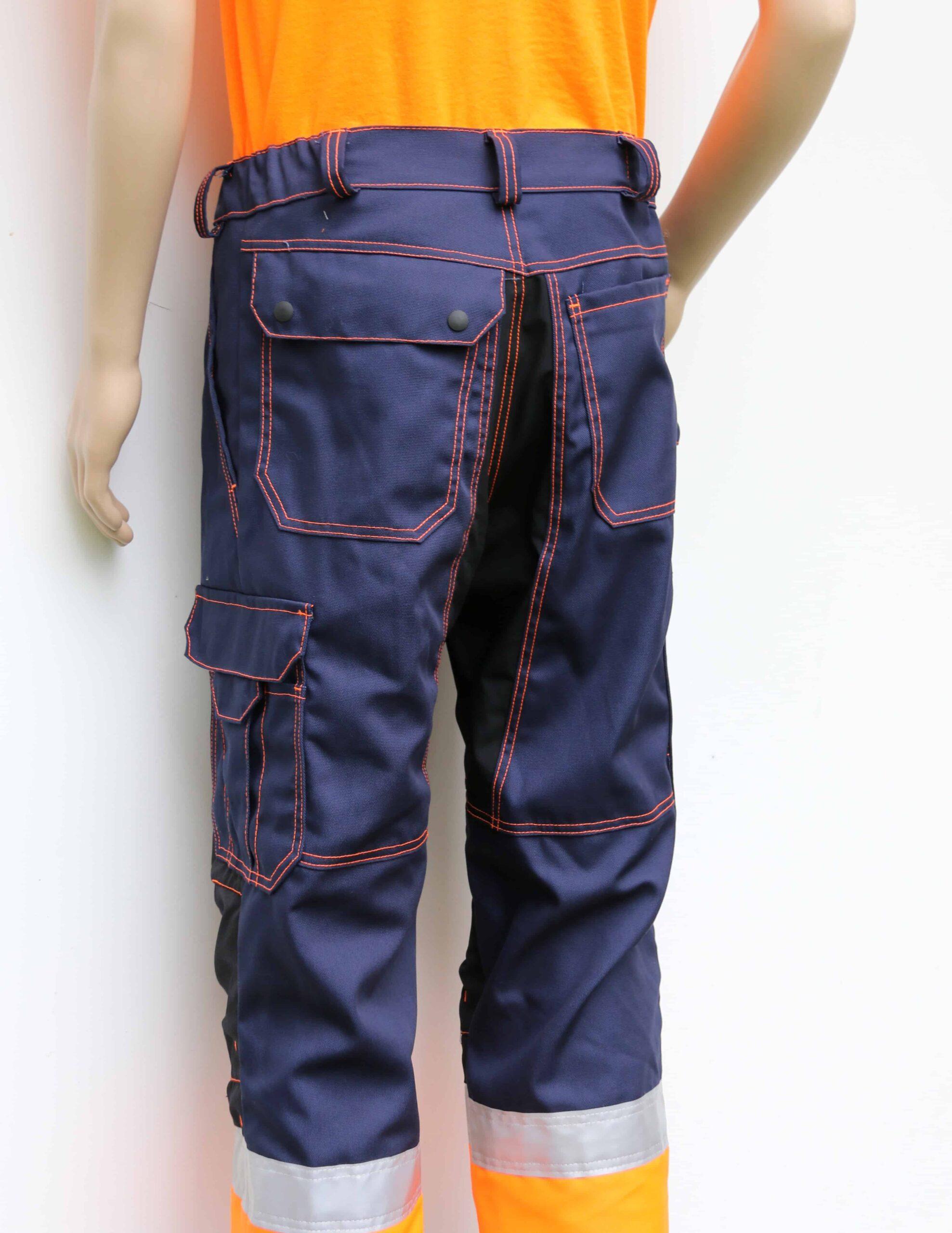 Multinorm sädemekindlad püksid FLAM 10