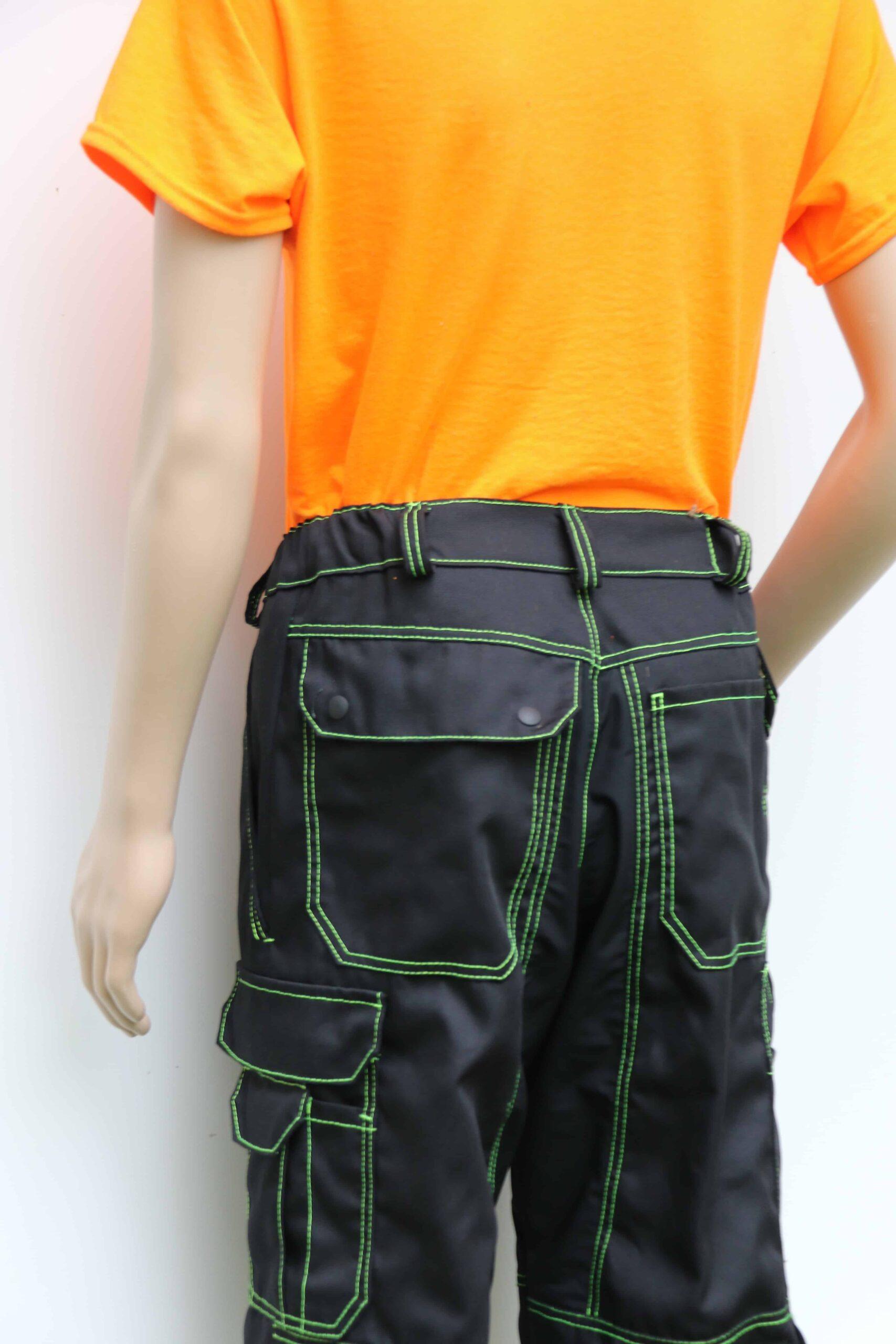 Multinorm sädemekindlad püksid FLAM 14