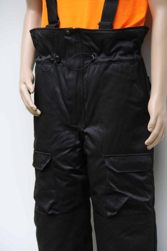 Mustad talvised traksipüksid 2