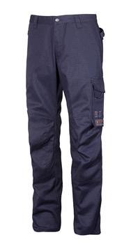 Leegi- ja sädemekindlad püksid keevitajale 3