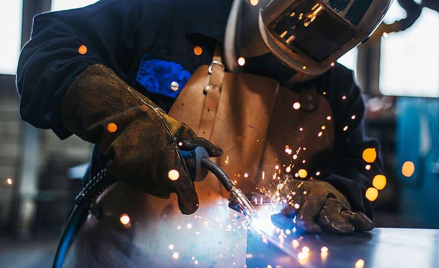 Miks sädemekindlad tööriided - sest Sinu ohutus on esmatähtis! 1