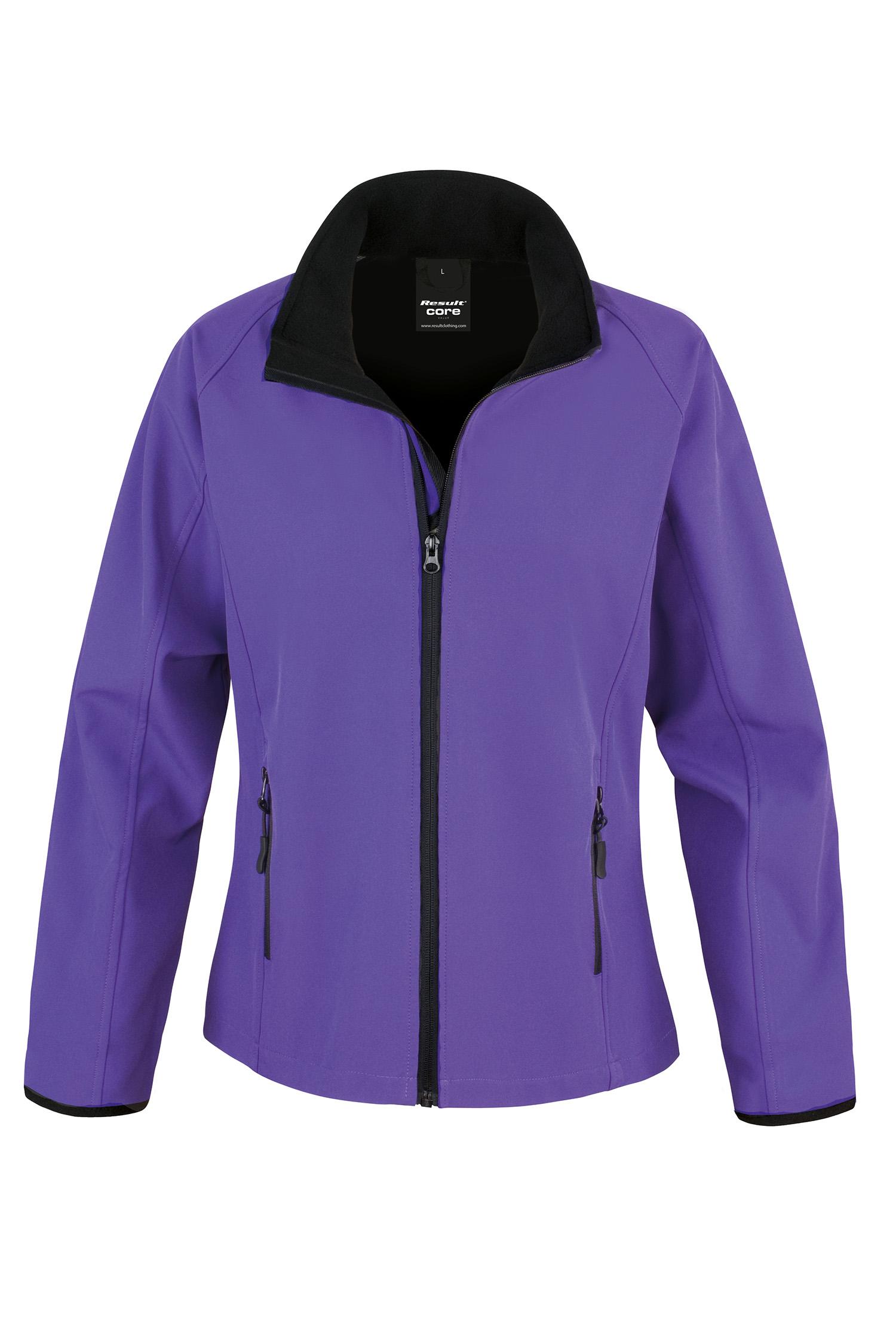 Naiste softshell jakk 14