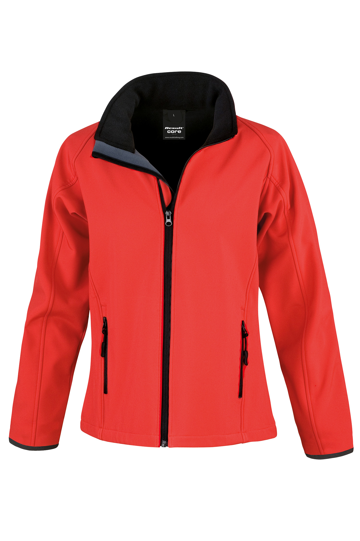 Naiste softshell jakk 13