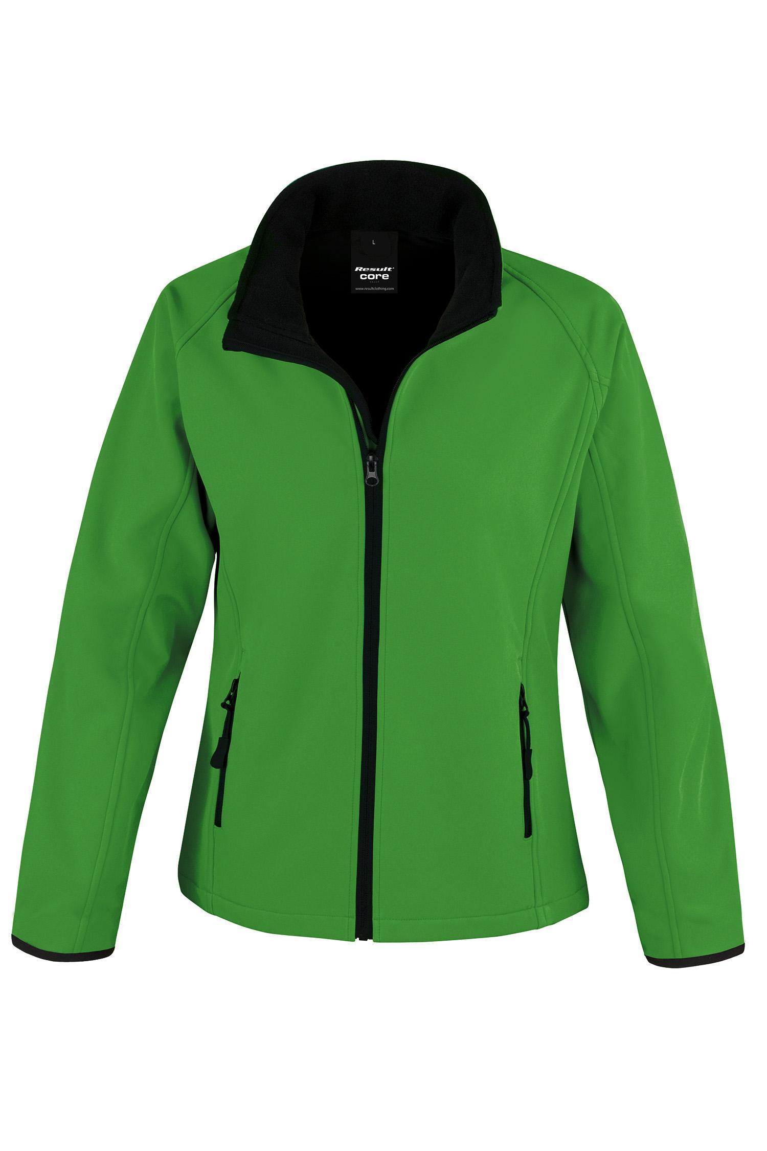 Naiste softshell jakk 11
