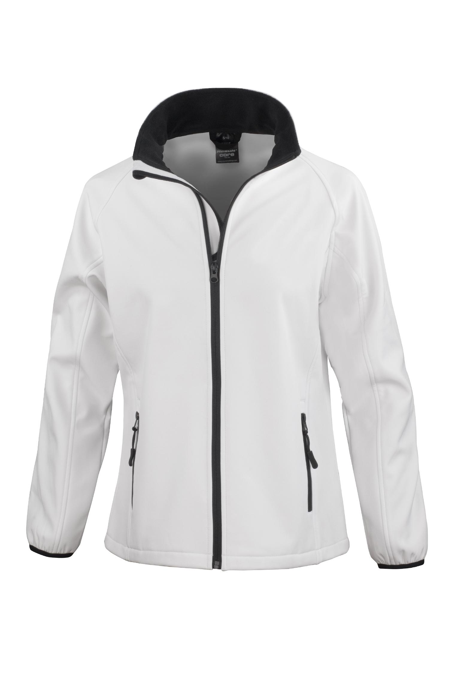Naiste softshell jakk 12